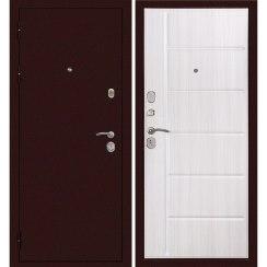 Входная металлическая дверь «C-503» (сандал белый)
