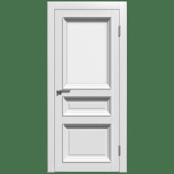 Межкомнатная дверь эмаль классика премиум «Стелла 3» (со стеклом)