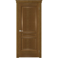 Межкомнатная дверь «Тридорс» натуральный шпон (глухая)