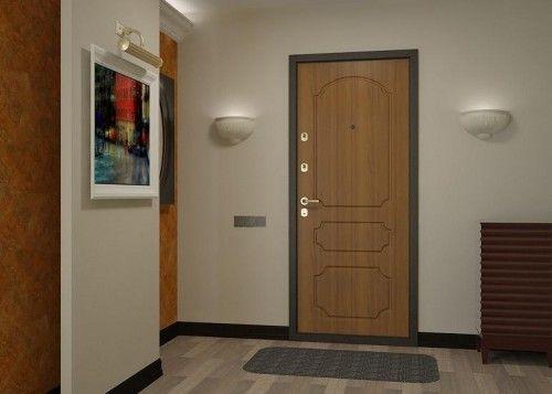 Отзывы про входные двери МДФ в квартиру: фото изделий с ...