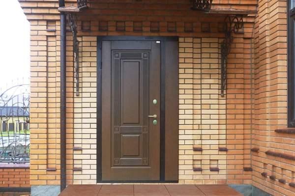 Купить входные полуторные и двустворчатые двойные двери в ...