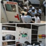 Sai Ambulance Service in Noida
