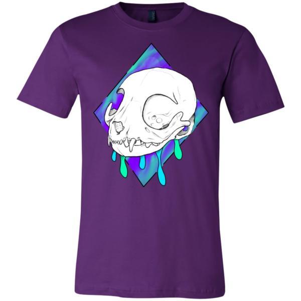 Dripping Cat - Team Purple