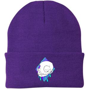 Drooling Cat Tuque