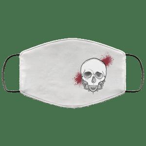 Exploding Skull FMA Face Mask