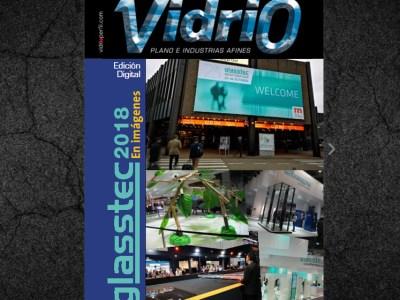 Dvidrio Trading, S.L. en la Revista del Vidrio