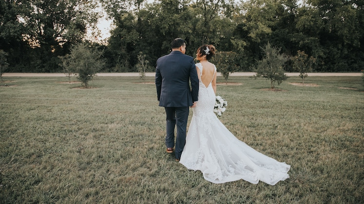 Intimate Wedding Packages - McKinney, TX