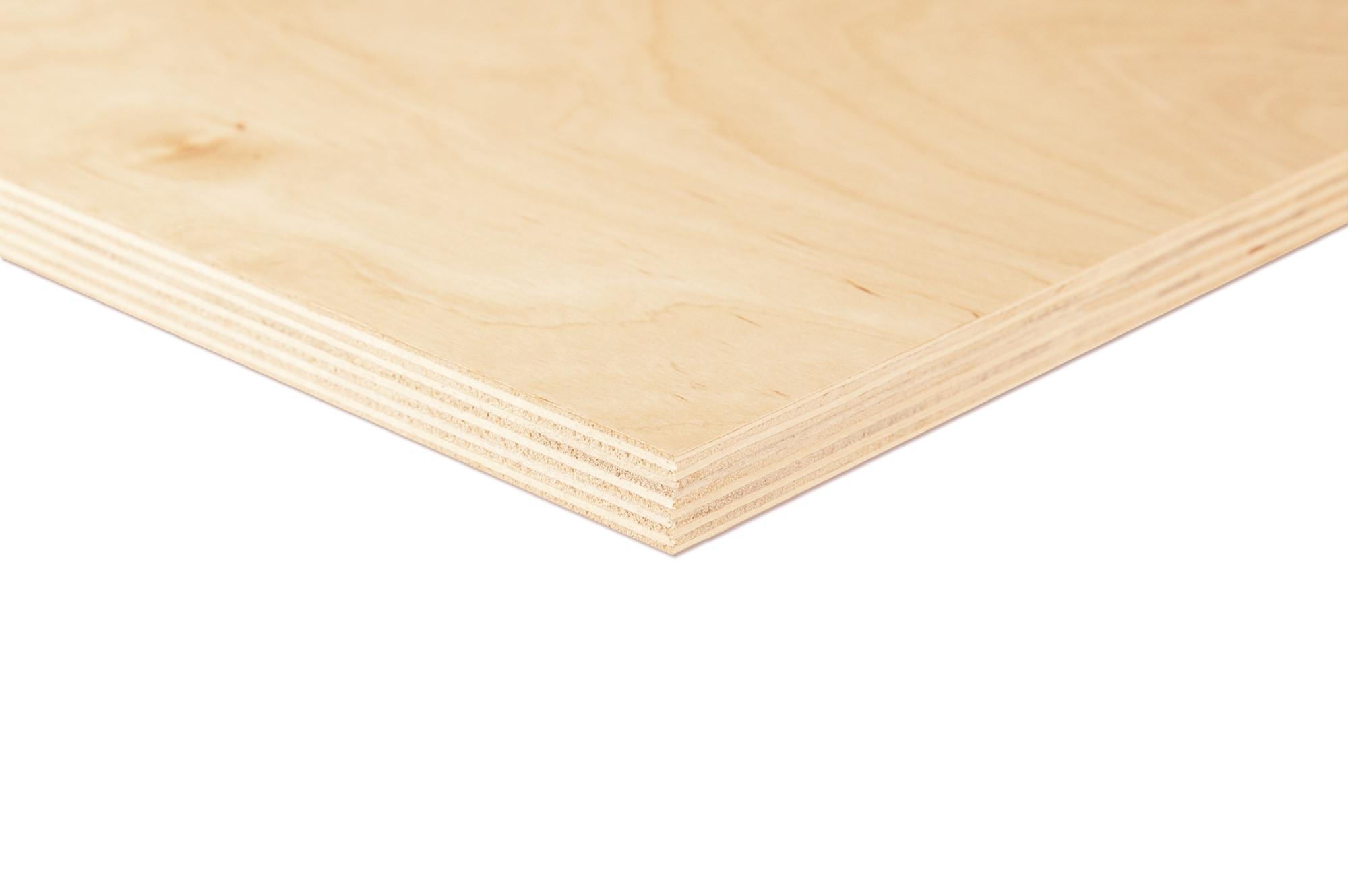 Sanply Prefinished Birch Plywood C D Grade 3 4 25 Sheet Pack