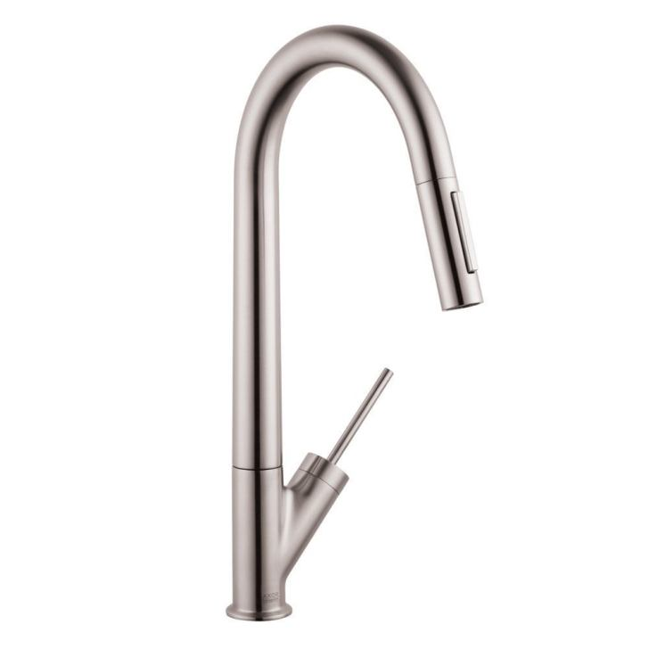 Home Kitchen Faucets All Products Faucet Steel