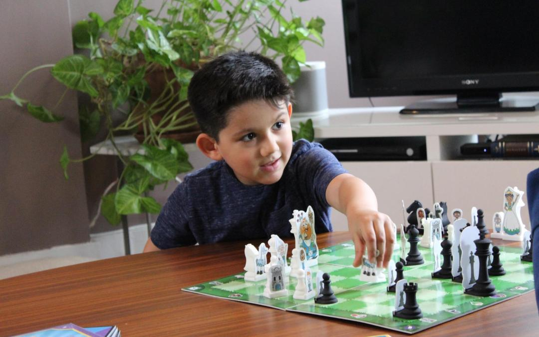 Story Time Chess is a Complete Learning System