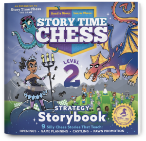 Story Time Chess Level 2 Expansion - Strategy