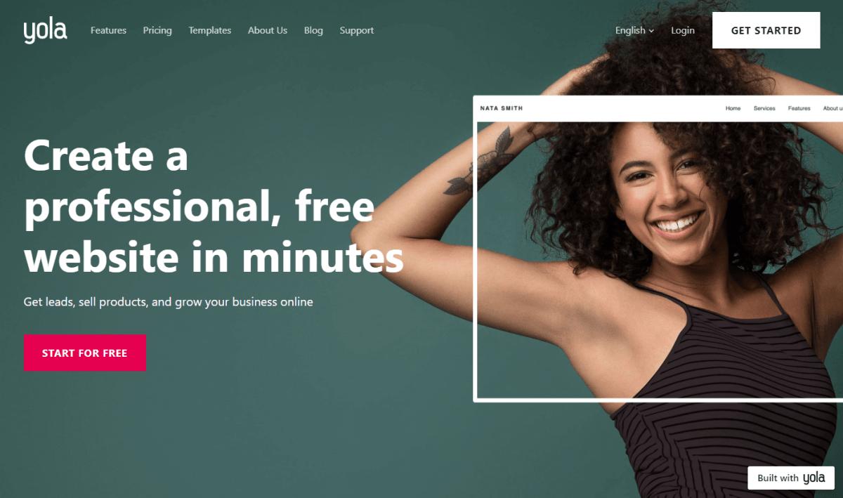 2021 全球 10 大最熱門的免費網頁製作平台,快速架設網站