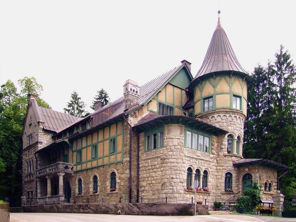 Dječje odmaralište Dvorac Stara Sušica