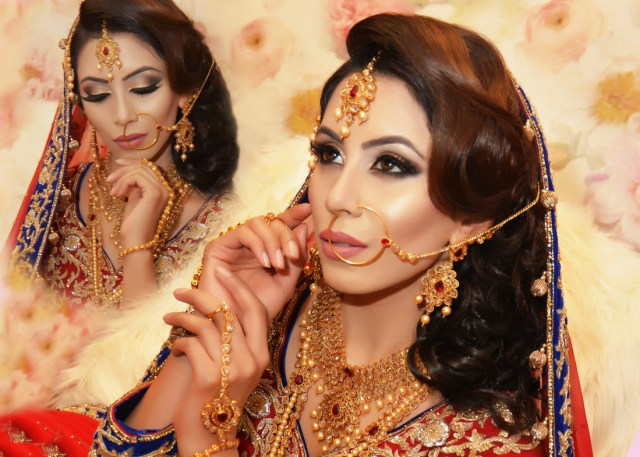asian bridal makeup training academy west yorkshire farzana