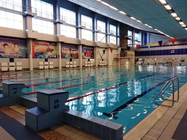 Дворец водного спорта Серов - Большая ванна