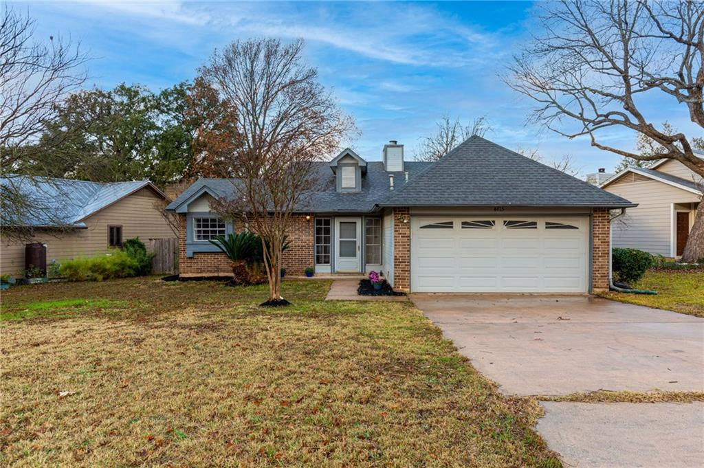 Ring in the new year with this 1-story home in desirable Milwood! 3 beds/2 baths, 1,380 sqft (per tax record). Great location, minutes from the Domain and major employers such as Apple and National Instruments. Easy access to toll roads, Mopac and Parmer. Parks and trails nearby. Recent updates (12/20) include-entire interior paint, new tub and surround tile in master bathroom, as well as tile flooring. New toilets. New carpet in bedrooms and HVAC in 2018. Vaulted ceilings in living area. 2-car garage with fireplace. Summit Elem, Murchison MS, and Anderson HS.