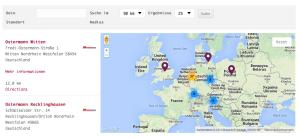 Google Maps Standortkarten