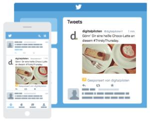 Twitter Ad: Tweet-Interaktionen