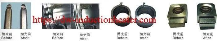 magnetic deburring & polishing 3