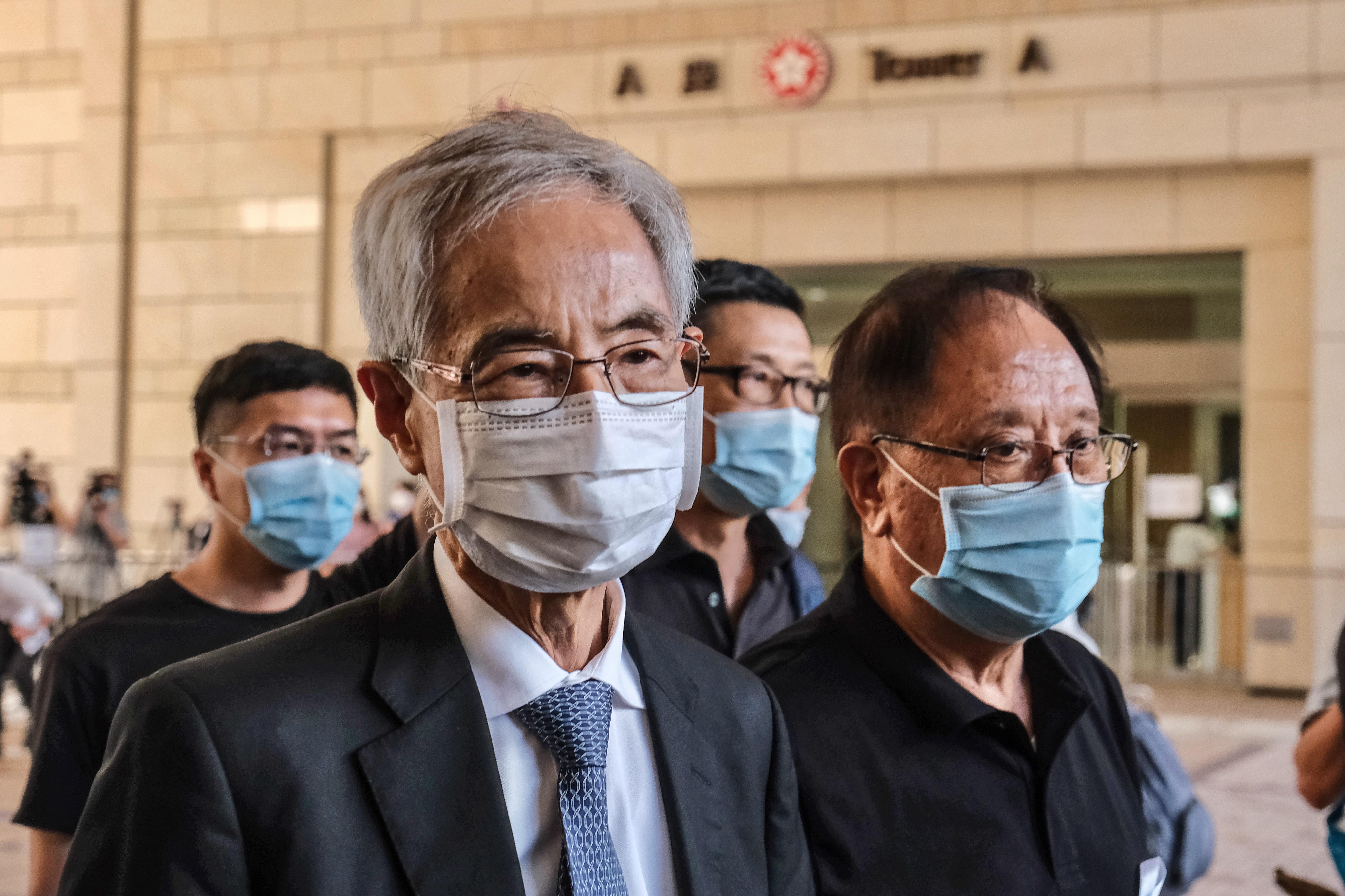港從未行「三權分立」基本法體現行政主導 - 香港 - 香港文匯網