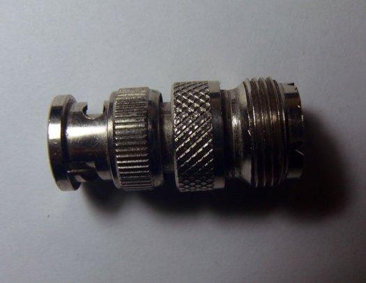 BNC to SO239 RF Coaxial Adapter