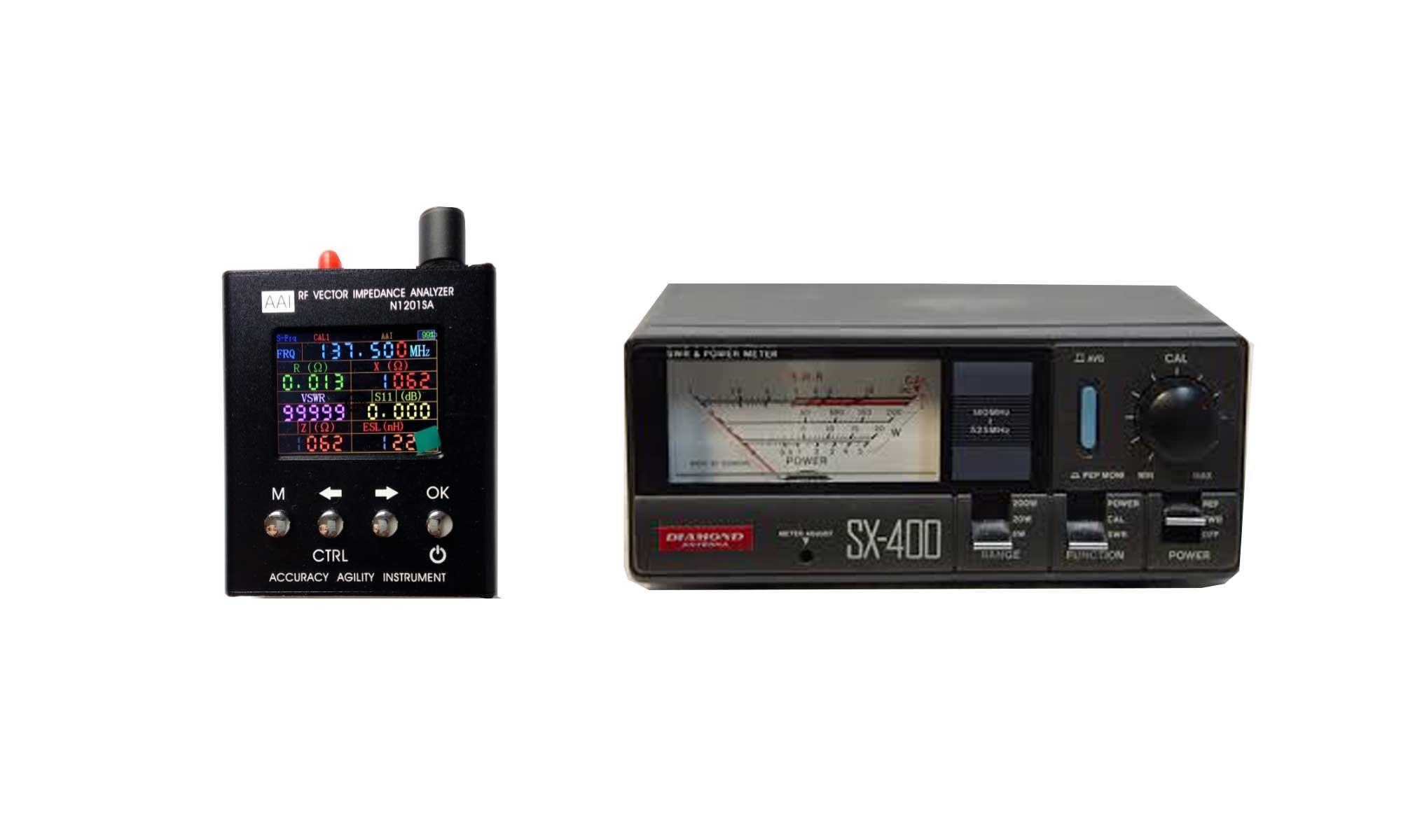 SX400 vs N1201SA