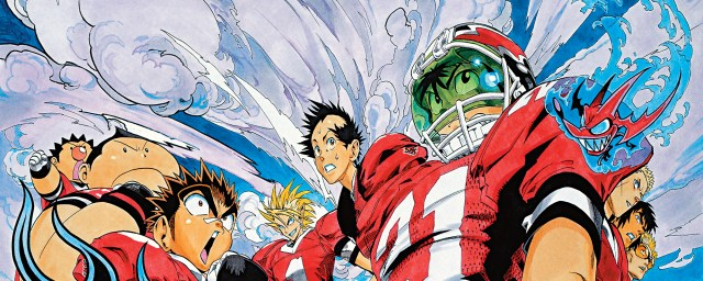 Image result for eyeshield 21