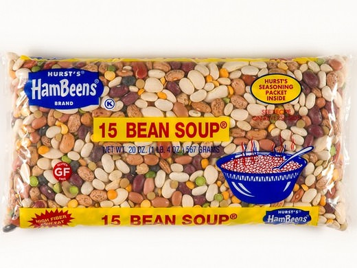 Image result for 15 bean soup