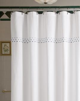luxury shower curtains luxury bath