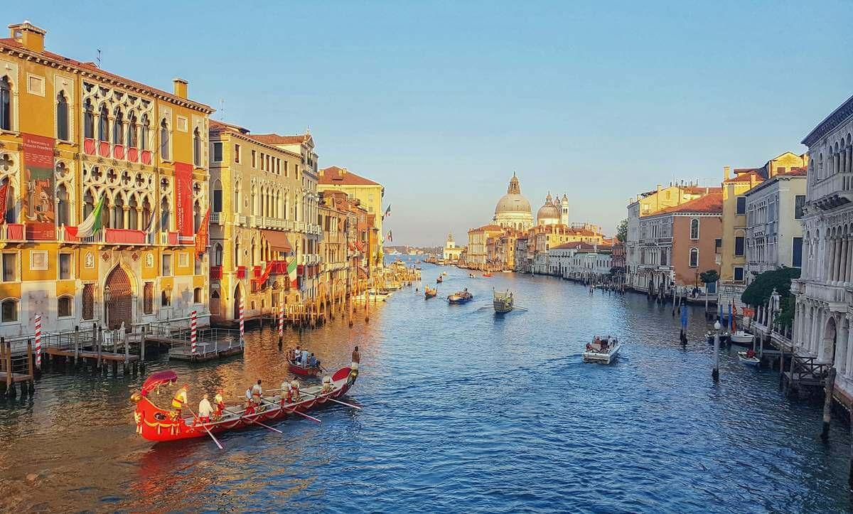Wenecja bez planu, czyli dlaczego czasem warto zostawić przewodnik w domu?