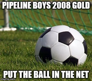 pipeline soccer