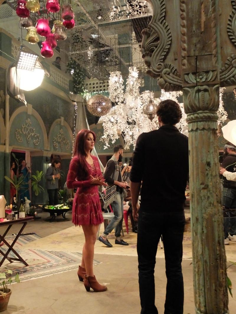 Katrina Kaif i Aditya Roy Kapoor