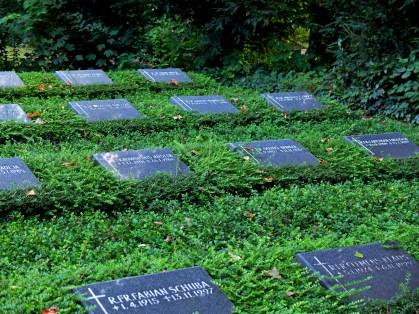 pomnik ofiar katastrofy sterowca Hindenburg