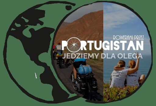 rowerami przez portugistan