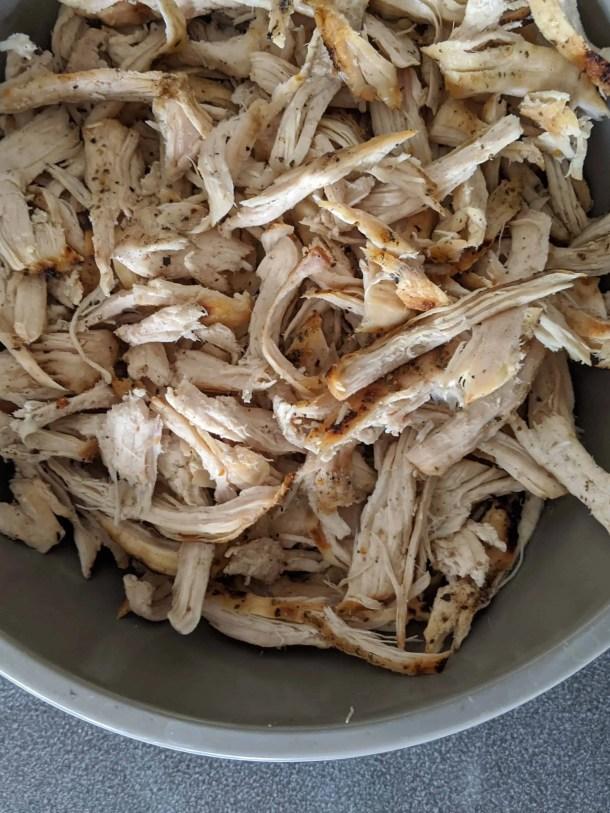 Dwardcooks Shredded Chicken Recipe