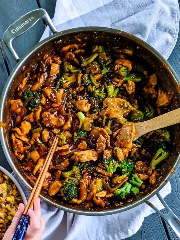 Dwardcooks healthy chicken and broccoli recipe weight watchers