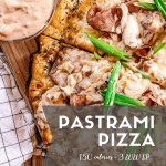 Dwardcooks pastrami pizza pinterest
