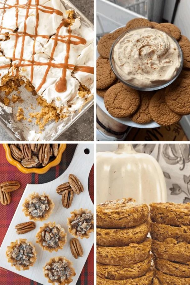 Fall Weight Watchers Desserts