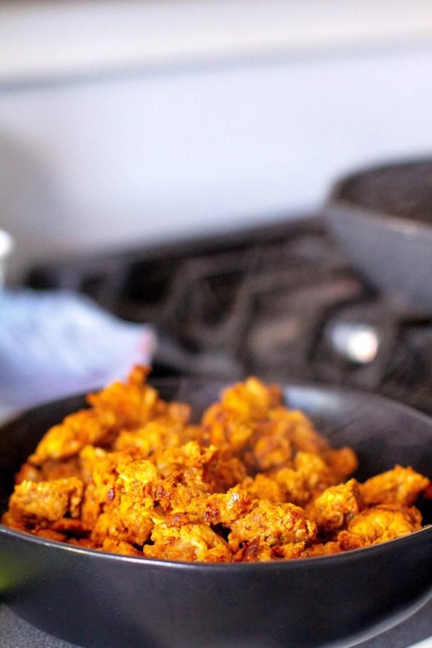 Dwardcookas Healthy Homemade Turkey Chorizo