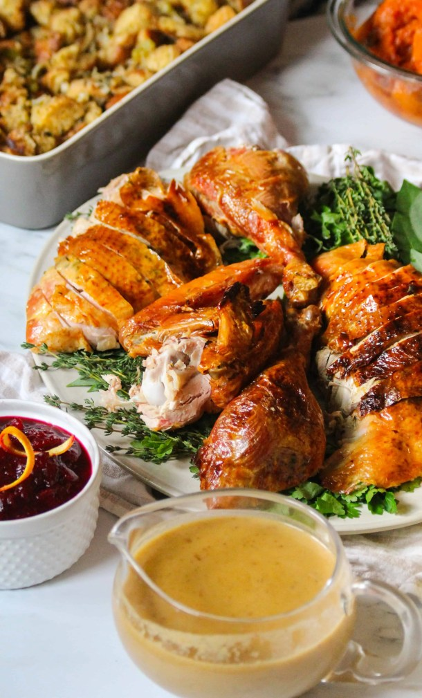 The Best Thanksgiving Turkey Recipe 2020