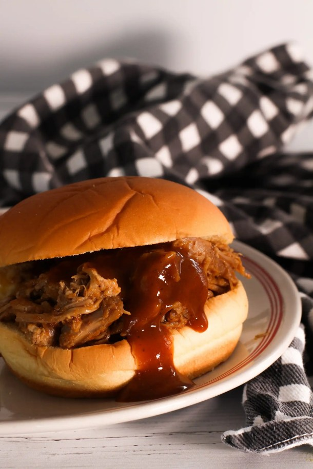 easy slow cooker pulled pork weight watchers
