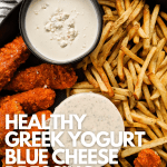 healthy blue cheese dressing recipe