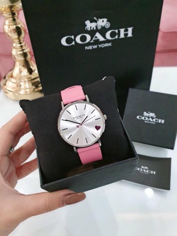 Đồng hồ Coach nữ dây da