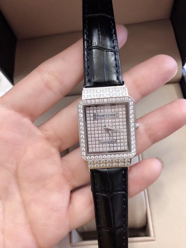 Đồng hồ đôi đẹp royal crown