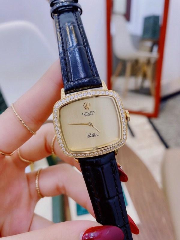 Đồng hồ Rolex nữ đính đá (2)