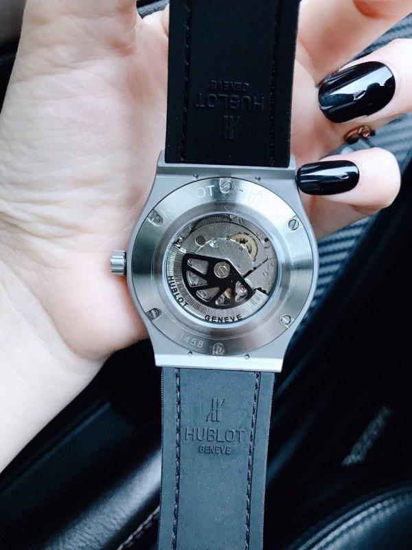 Đồng hồ hublot nam cơ