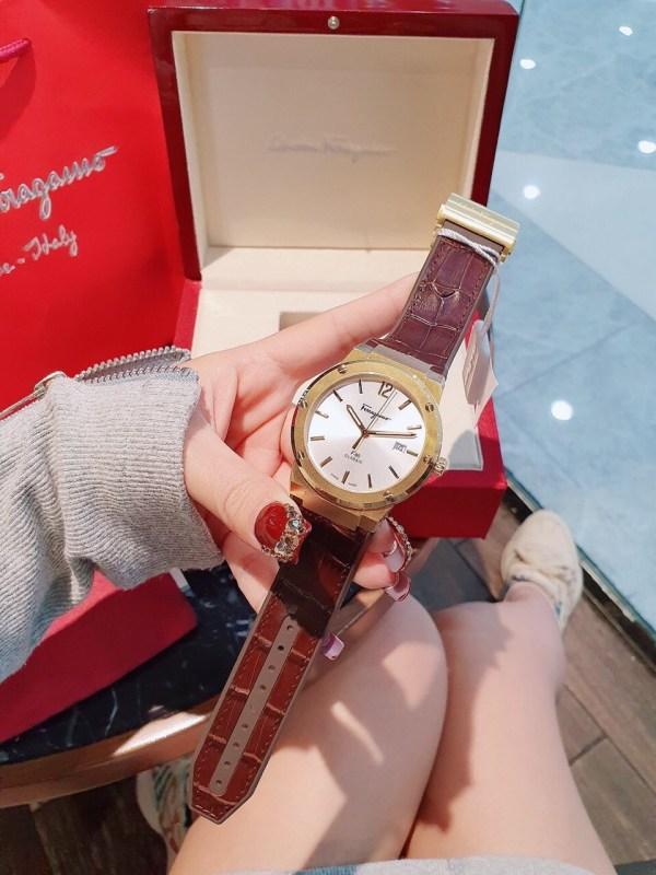 Đồng hồ Salvatore Ferragamo F80