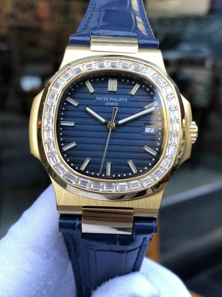 Đồng hồ Patek Philippe Nautilus giá rẻ