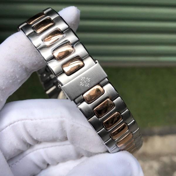 Đồng hồ Patek Philippe dây kim loại