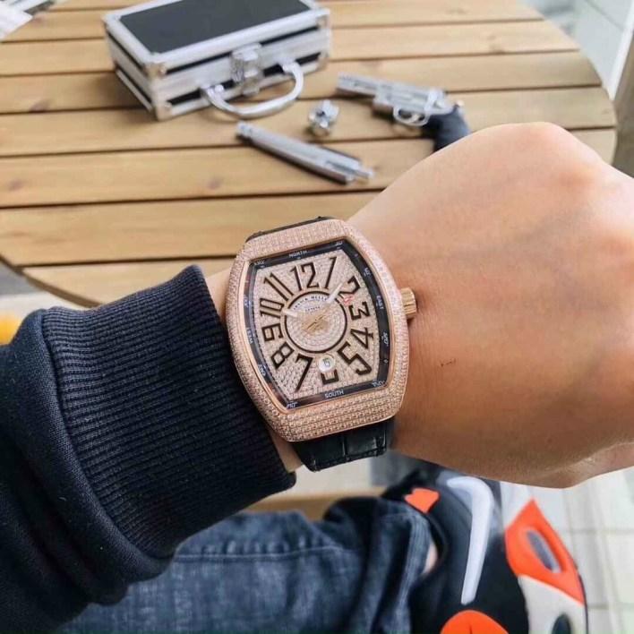 Đồng hồ nam Franck Muller